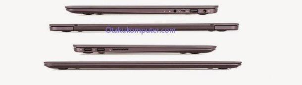 Review Asus ZenBook UX305 - Desain Asus Zenbook UX305