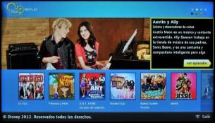 Philips Smart TV Disney Channel 1