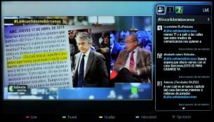Social TV de Philips Smart TV