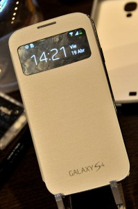 S View Cover del Samsung Galaxy S4
