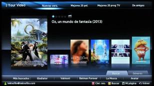 Samsung Smart TV Your Video