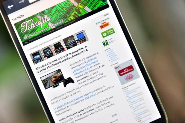 Samsung Galaxy S4 - pantalla