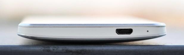 HTC One - abajo