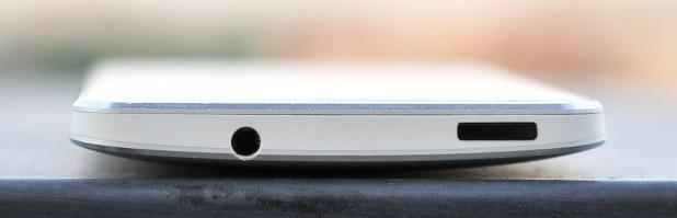 HTC One - arriba