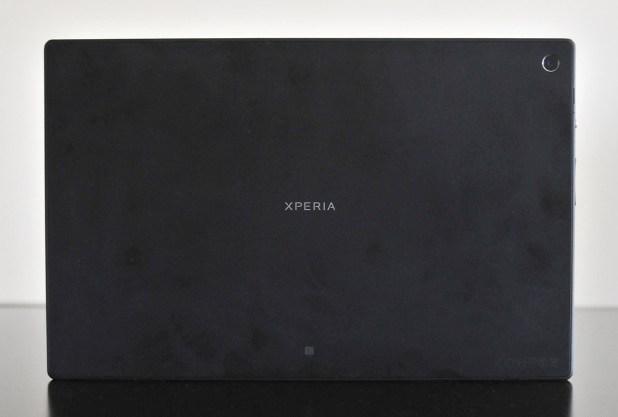 Sony Xperia Z - atras