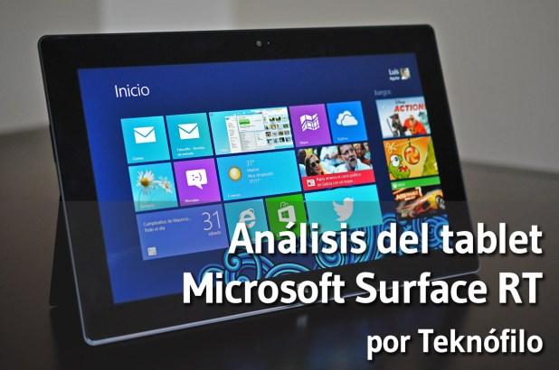 Analisis Microsoft Surface RT