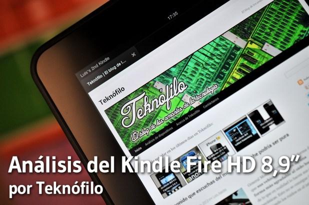Kindle Fire HD 8,9