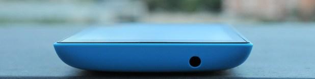Nokia Lumia 520 arriba