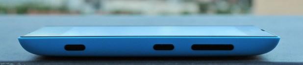 Nokia Lumia 520 derecha