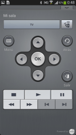 Control de TV con WatchOn