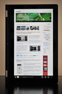 Lenovo IdeaPad Yoga 13 - Web Teknofilo