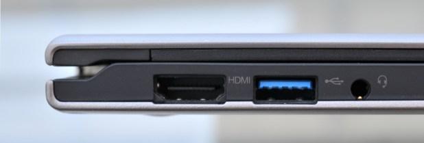 Lenovo IdeaPad Yoga 13 - hdmi