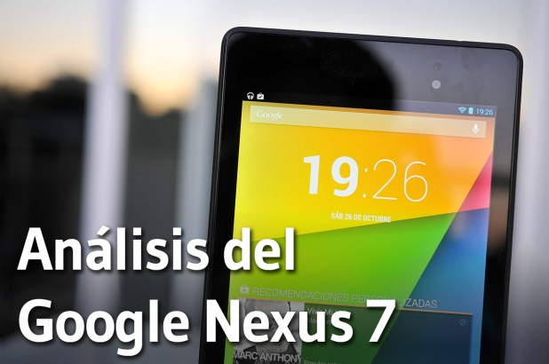 Analisis Google Nexus 7
