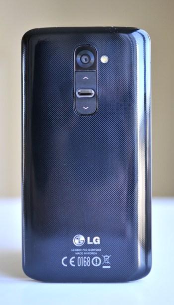 LG G2 atras