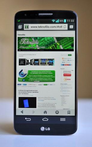 LG G2 con teknofilo