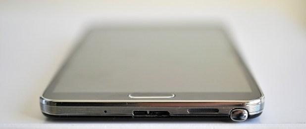 Samsung Galaxy Note 3 - parte abajo
