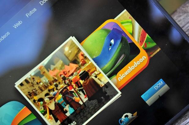 Kindle Fire HDX 7 - Pantalla