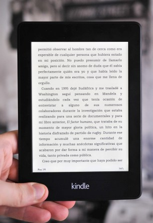 Kindle Paperwhite (2013)