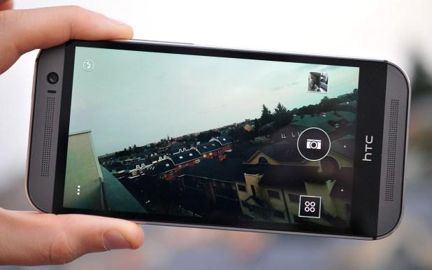 HTC One M8 - Camara
