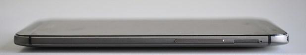 HTC One M8 - Lateral derecho
