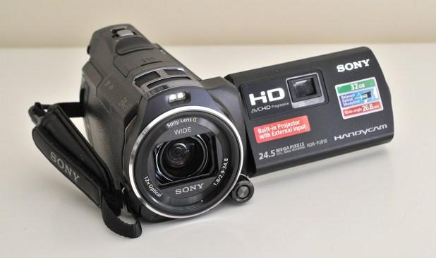 Sony JDR PJ-810E