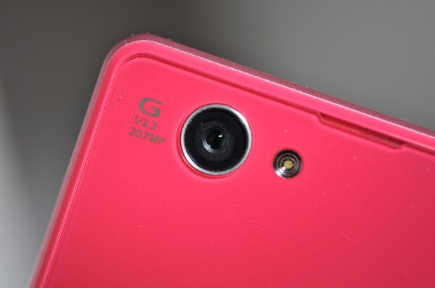 Sony Xperia Z1 Compact - Camara