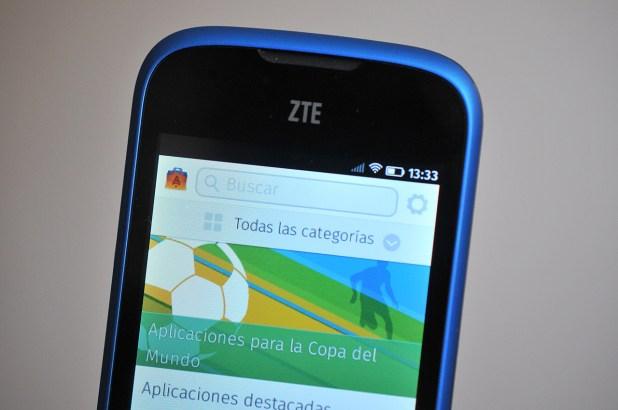 ZTE Open