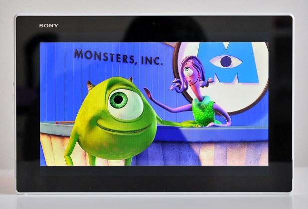Sony Xperia Z2 Tablet - Peliculas