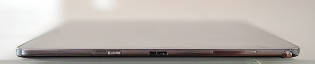 Samsung Galaxy NotePRO - Derecha