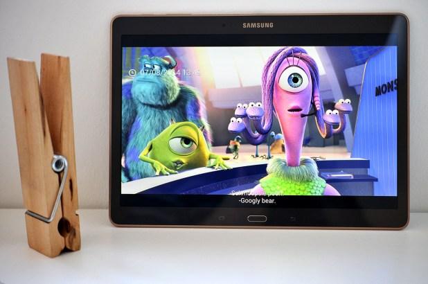 Samsung Galaxy Tab S - Pelicula