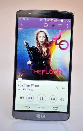 LG G3 - Musica