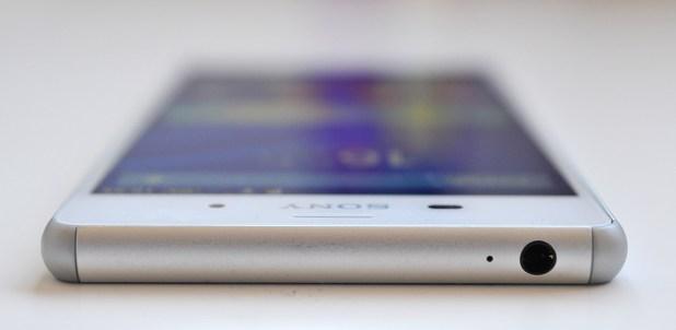 Sony Xperia Z3 - Arriba