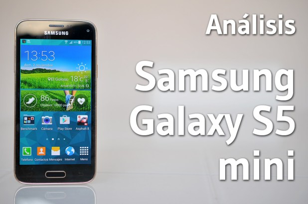 Samsung Galaxy S5 mini - Analisis