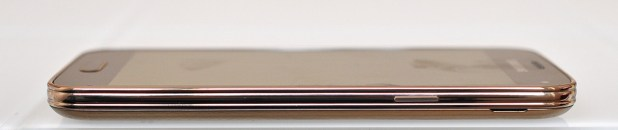 Samsung Galaxy S5 mini - derecha