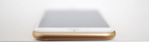iPhone 6 - arriba