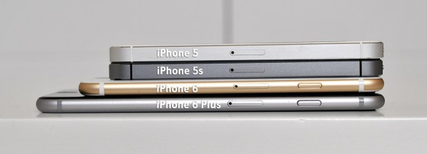 iPhone - Evolucion 2