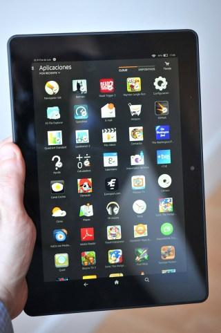 Kindle Fire HDX 8.9 - 7