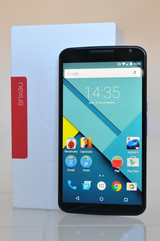 Google Nexus 6 - 11