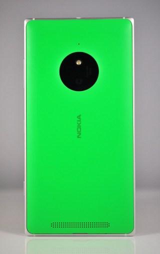 Nokia Lumia 830 - atras