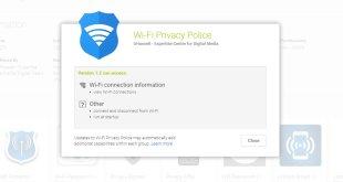 WiFi Andoid Police