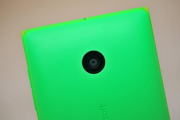 Microsoft Lumia 532 - camara