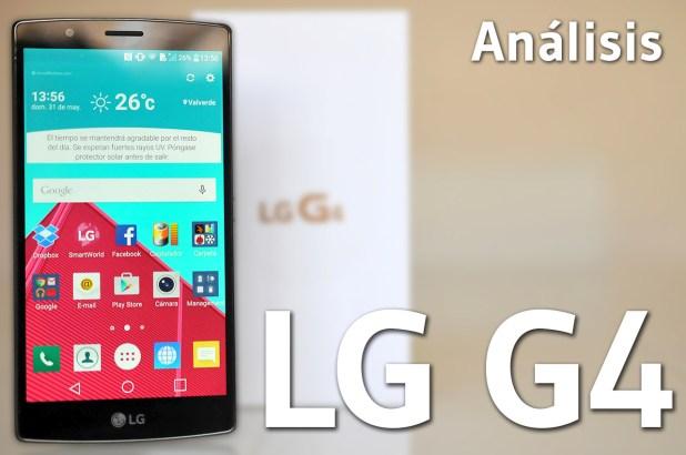 LG G4 - Analisis
