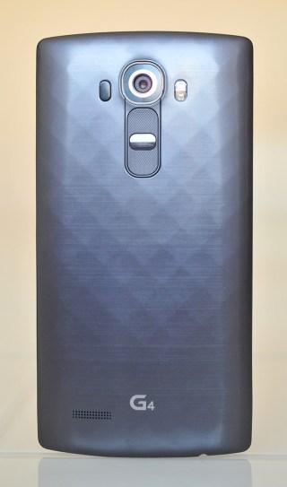 LG G4 - Atras