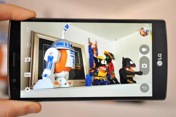 LG G4 - Camara