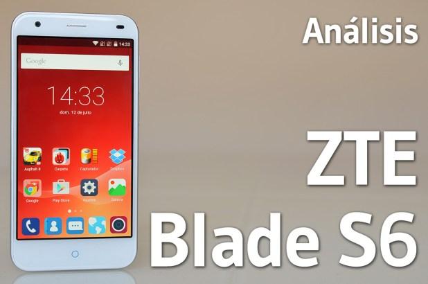Analisis ZTE Blade S6