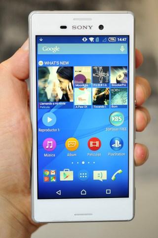 Sony Xperia M4 Aqua - 1