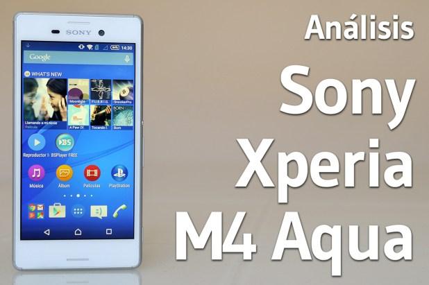 Sony Xperia M4 Aqua - Analisis