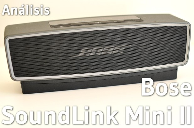 Bose SoundLink Mini II - analisis