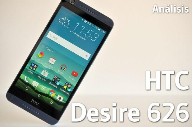 HTC Desire 626 - analisis