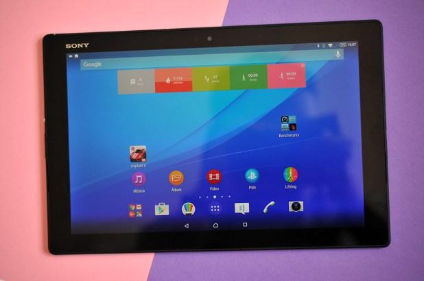 Sony Xperia Z4 Tablet - 10